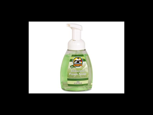 Foaming Hand Soap Pump Bottle 8 oz