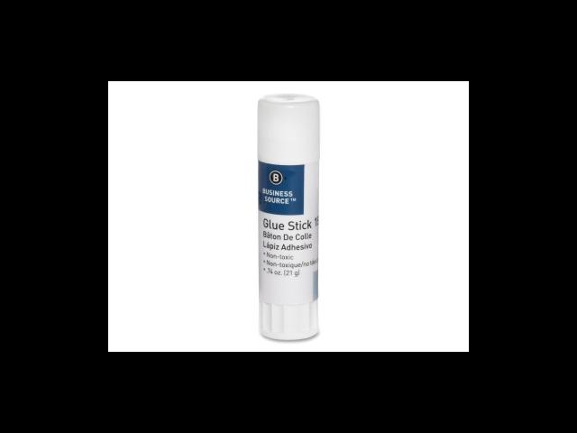 Glue Stick Permanent Acid-free .74 oz. Clear