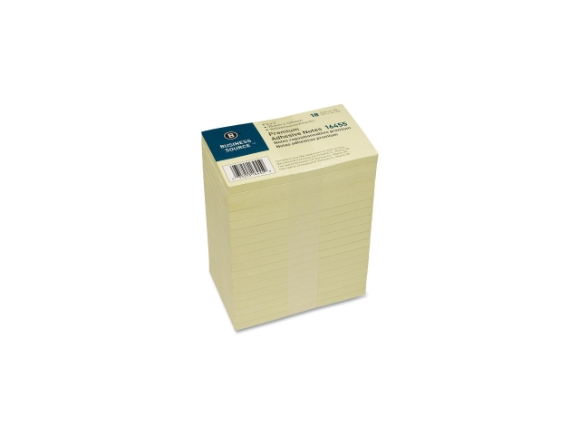 Adhesive Note Pads Plain 3