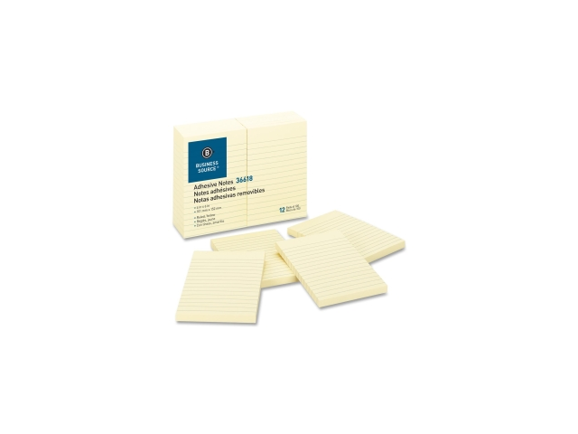 Adhesive Notes Ruled 4