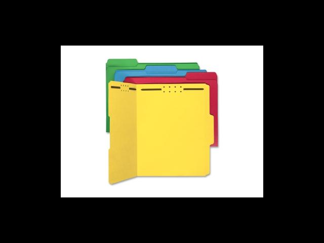 Fastener Folders Ltr 1/3