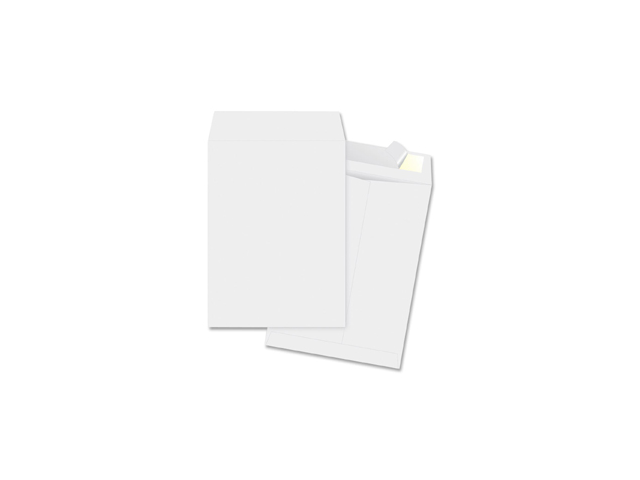 Open-End Envelopes Plain 12