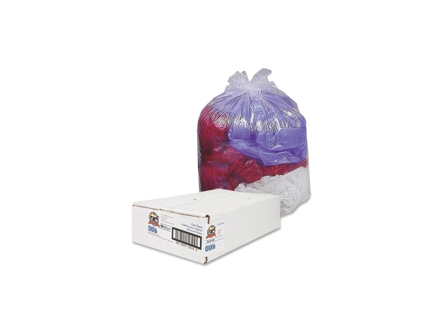 Trash Can Liner 56 Gallon .8Mil 43
