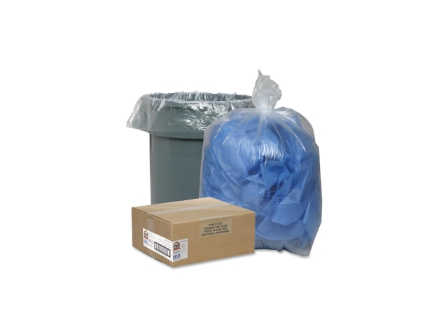 Trash Can Liner 55-60 Gallon .8Mil 38