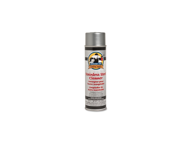 Stainless Steel Cleaner/Polish Aerosol Can 15 oz.