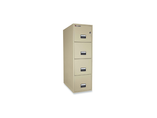 Sentry Safe Vertical Fire File Cabinet 1 EA