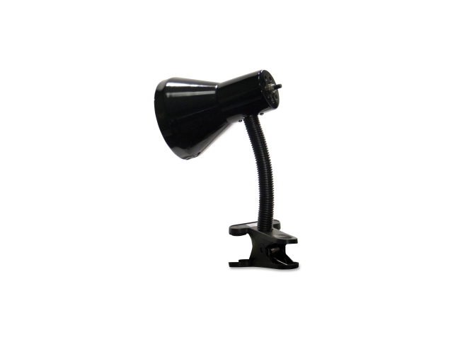 Clip-On Incandescent Gooseneck Lamp 9