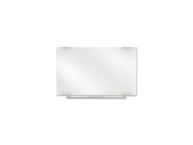 Clarity Glass Dry Erase Boards Frameless 48 x 36