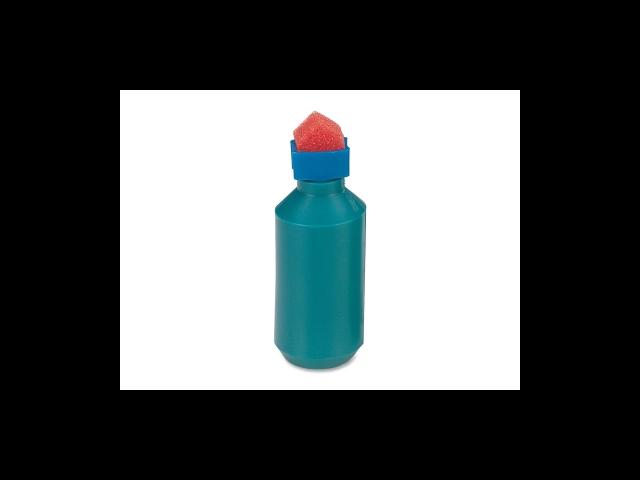 Envelope Moistener Bottle Type Sponge Tipped