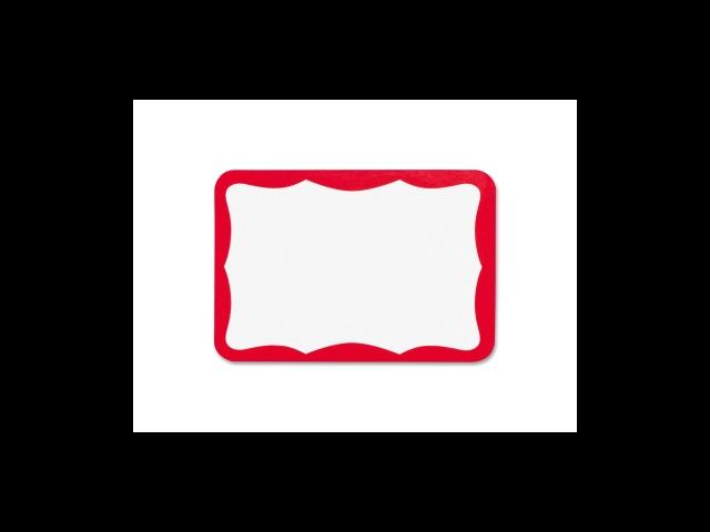Self Adhesive Badges 3-1/2