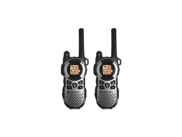 Motorola MT352R 22 Channel 35 Mile Two-Way Radios