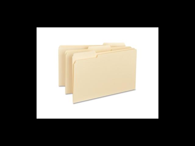 Business Source 43560 Interior File Folder 8.50