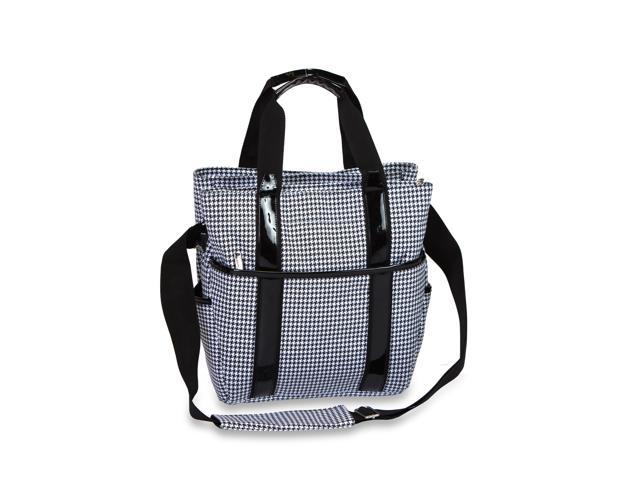 Picnic Plus Main Liner Hybrid Tote - Houndstooth