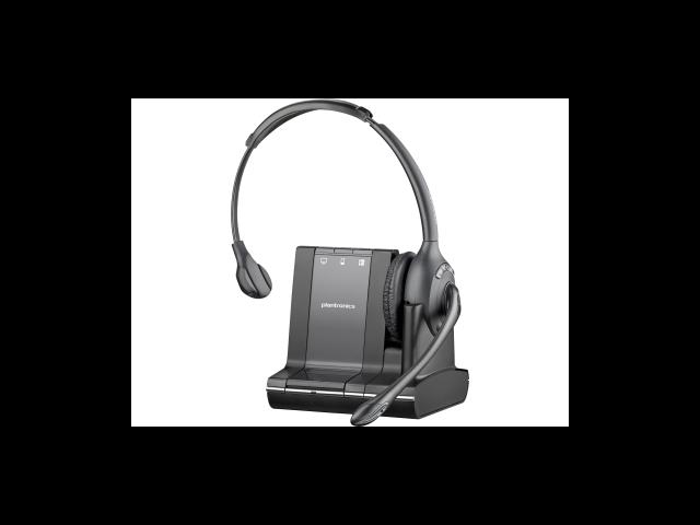 Plantronics Savi W710-M Multi Device Wireless Over-the-Head Headset System (84003-01)