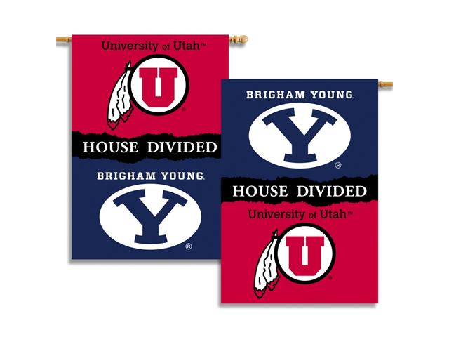 BYU - Utah 2-Sided 28
