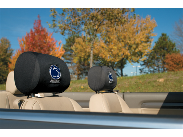 Penn State Nittany Lions Headrest Covers Set Of 2