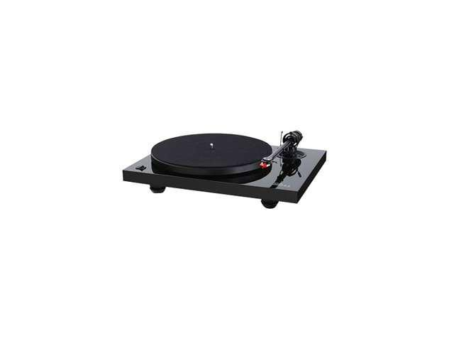 Music Hall MMF 2.2 2-Speed Audiophile Turntable (Black)