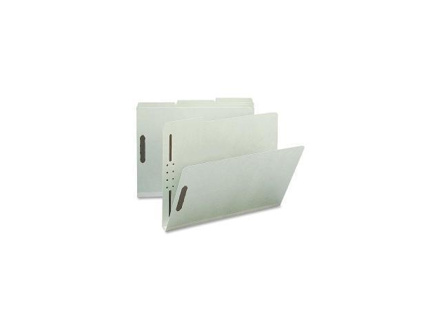 Nature Saver SP17216 Pressboard Fastener Folder - 8.50