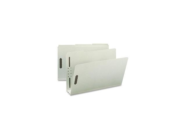 NNature Saver SP17236 Pressboard Fastener Folder - 8.50