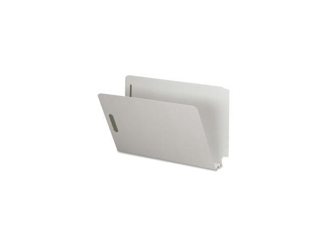 Nature Saver SP17266 End Tab Pressboard Fastener Folder - 8.50