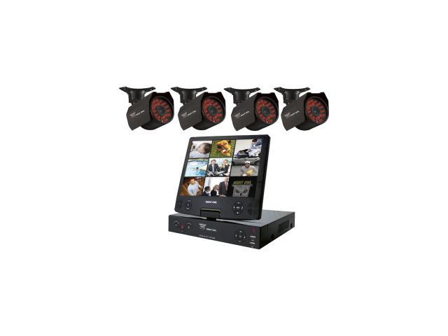Night Owl Optics NODVR108-54-645 Video Surveillance System