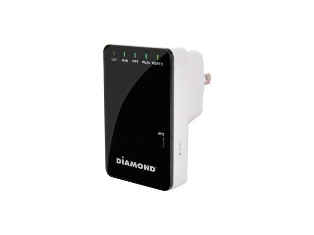DIAMOND WR300NR Wireless Router - IEEE 802.11n