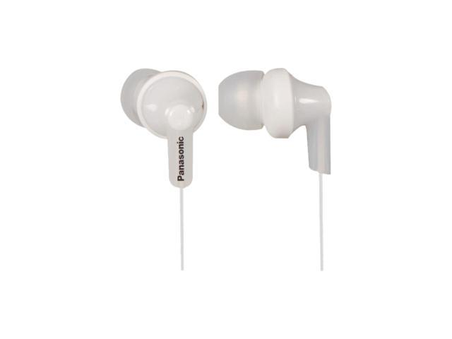 Panasonic White Headset for Mobile Phone Compatible with iPhone RP-TCM120-W