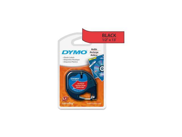 Sanford Lp 91333 Letratag Labels- Plastic - Red 9