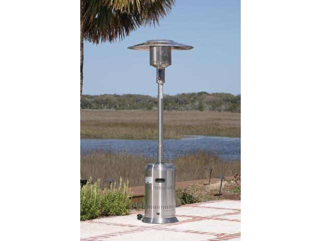 WT Living Stainless Steel Commercial Patio Heater