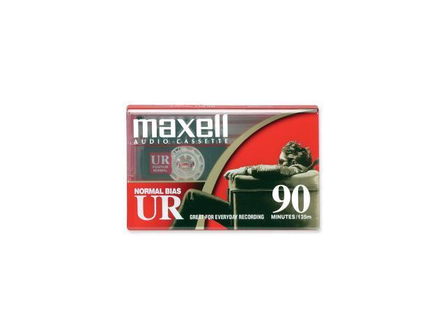 Maxell Type I Audio Cassette 1 Each