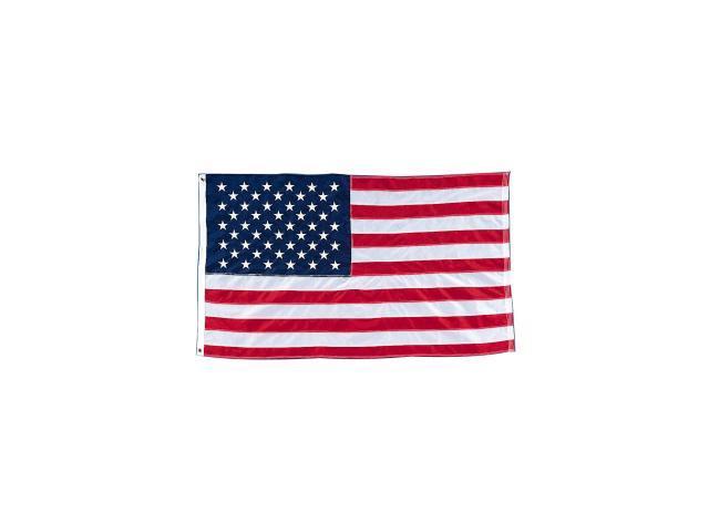 American Flag Nylon Stitched 4'x6'
