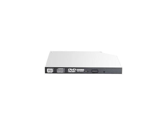 Hewlett Packard Enterprise 9.5mm SATA DVD RW JackBlack Optical Drive