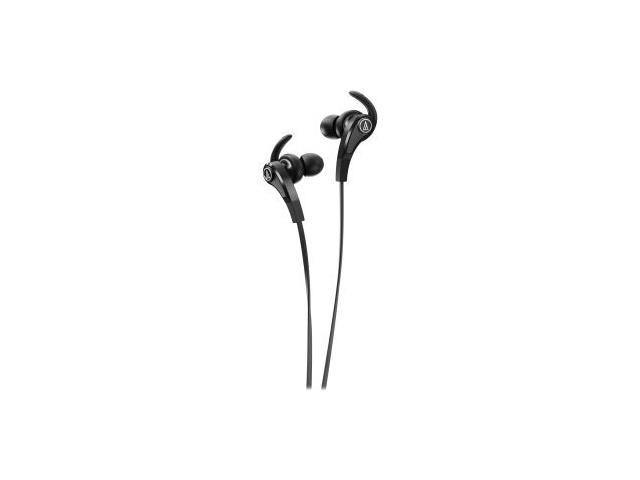 Audio-Technica ATH-CKX9BK SonicFuel Wired In-Ear Headphones (Black)