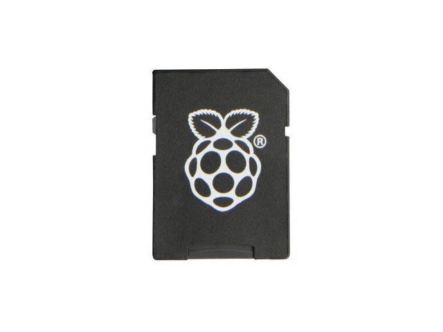 Raspberry Pi 8GB Preloaded (NOOBS OS) Micro SD Memory Card - 6 Operating Systems