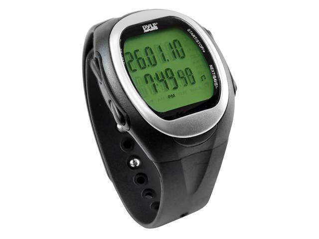 Pyle - Speed & Distance Watch for Running Jogging & Walking