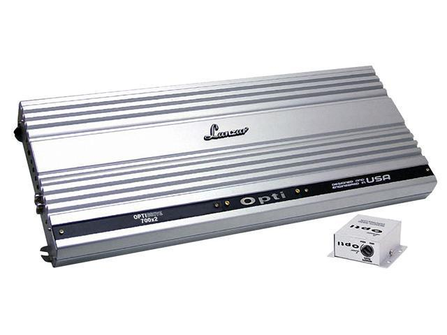 Optidrive 2800 Watt 2 Channel Competition Class Mosfet Amplifier