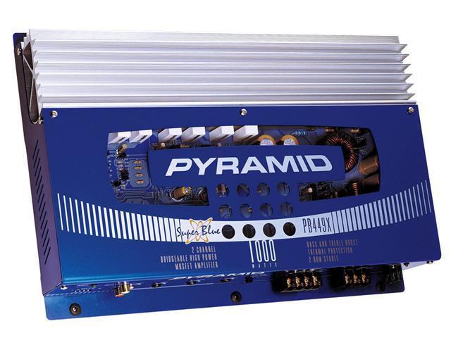 1000 Watt 2 Channel MOSFET Amplifier