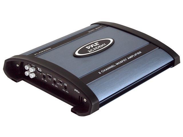 PYLE 2300 Watts 2 Channel Bridgeable Amplifier PLAM2300