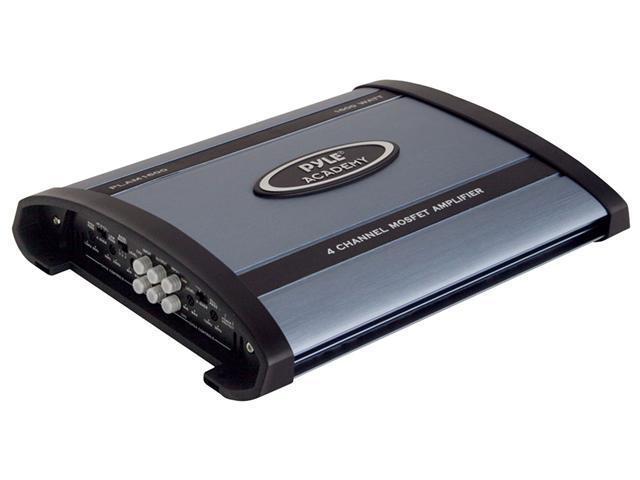 1600 Watts 4 Channel Bridgeable Amplifier