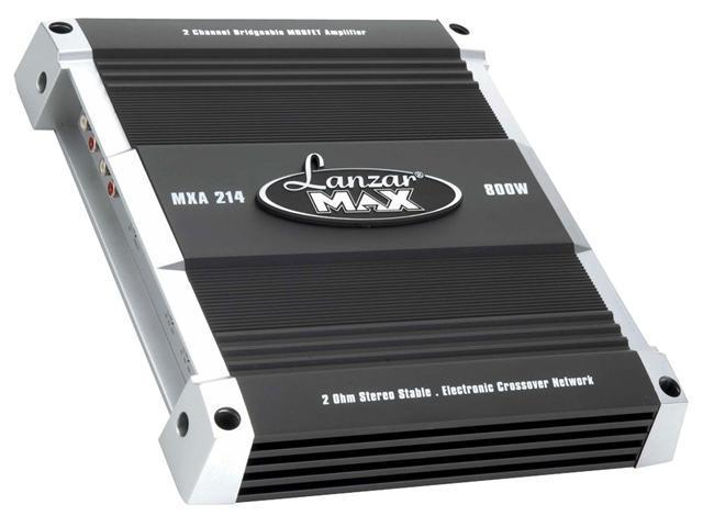 800 Watt 2 Channel Bridgeable MOSFET Amplifier