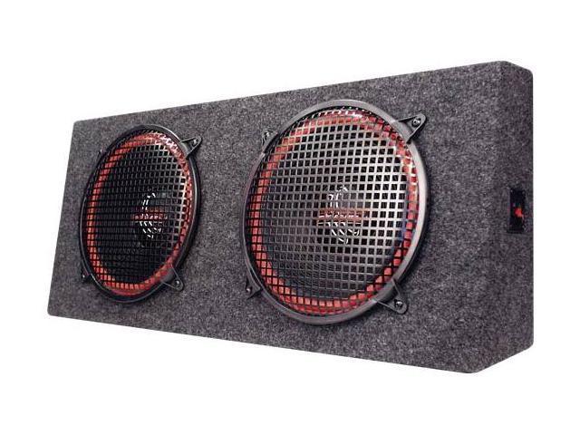 Pyramid - Dual 15'' 800 Watt 4-Way Stereo Hatchback Speaker System