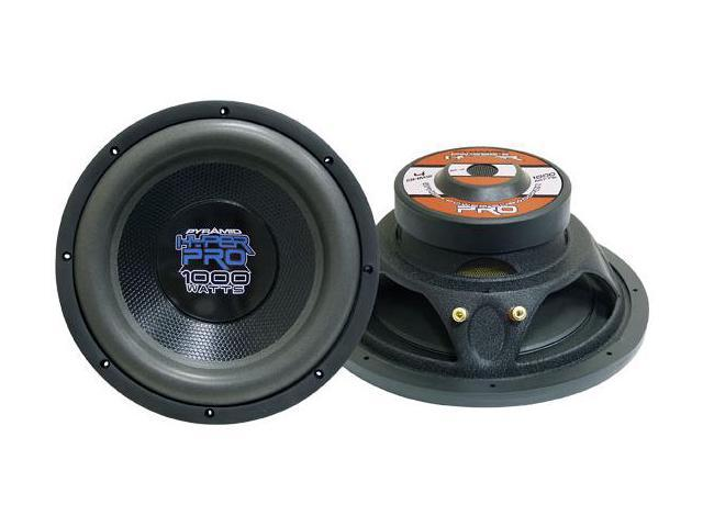 Pyramid - 12'' 1000 Watts Subwoofer