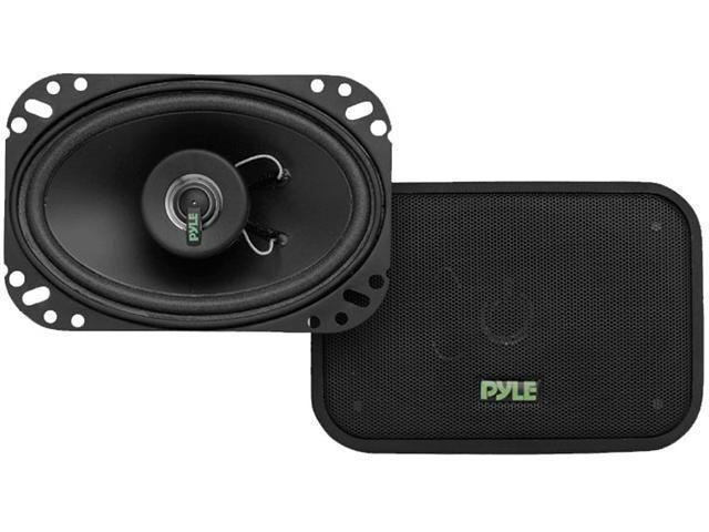 Pyle - 4'' x 6'' 160 Watt Two-Way Speakers