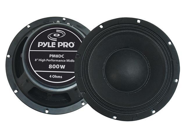 PylePro - 8'' High Power High Performance Midbass