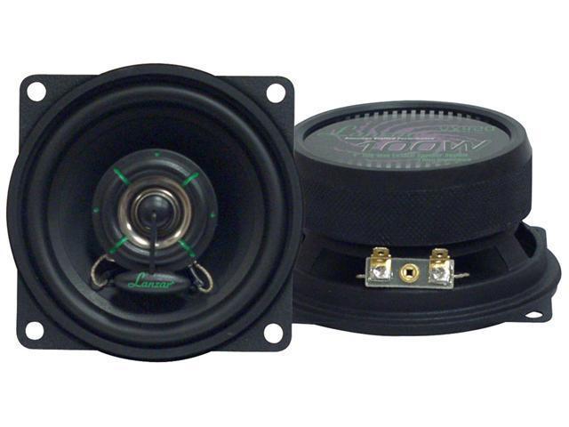 Lanzar - VX 4'' Two-Way Speakers