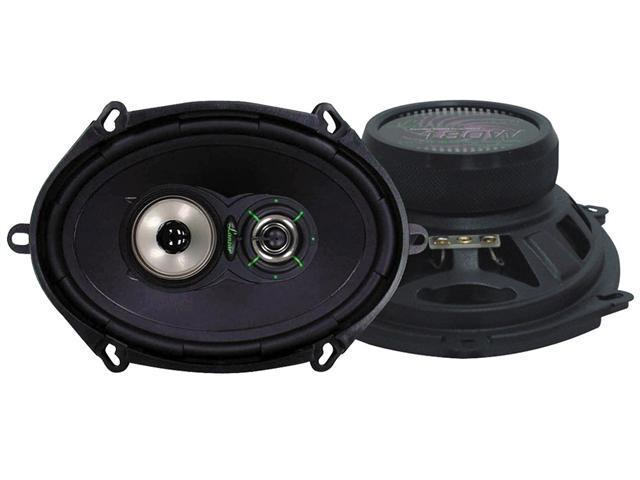 Lanzar - VX 5''x 7''/6''x 8'' Three-Way Speakers