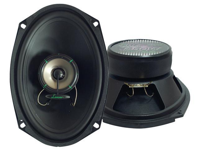 Lanzar - VX 6''x 9'' Two-Way Speakers