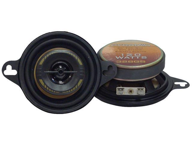 Pyramid - 3.5'' 120 Watts Two-Way Speakers