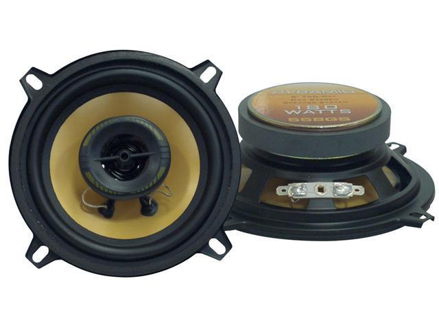 Pyramid - 5'' 180 Watts Two-Way Speakers