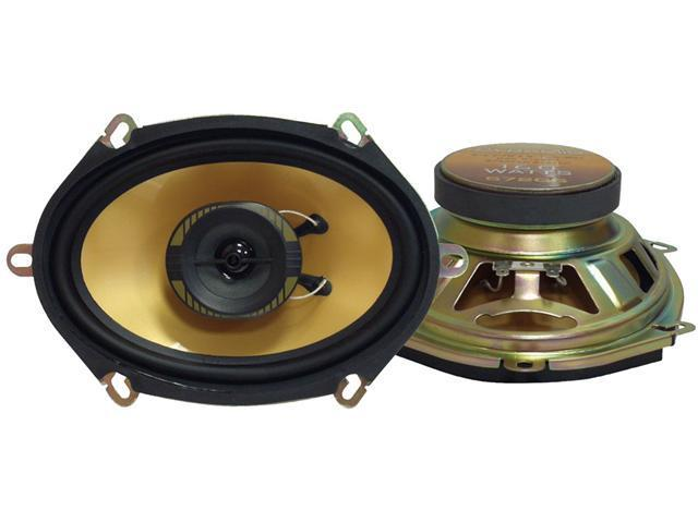 Pyramid - 5'' x 7''/6'' x 8 180 Watts Two-Way Speakers